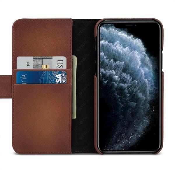 StilGut - iPhone 11 Pro Wallet Case Talis