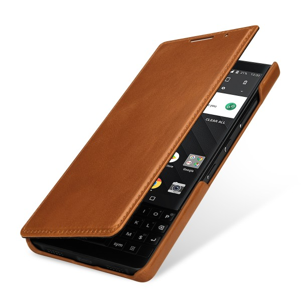 StilGut - BlackBerry KEY2 Case Book Type without Clip