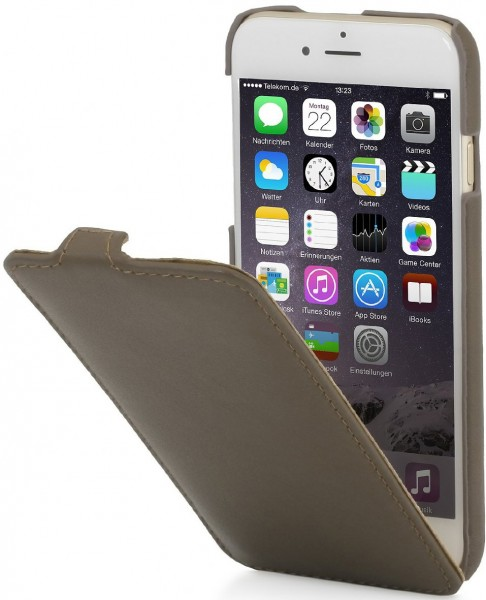 "StilGut - iPhone 6 Plus leather case ""UltraSlim"""