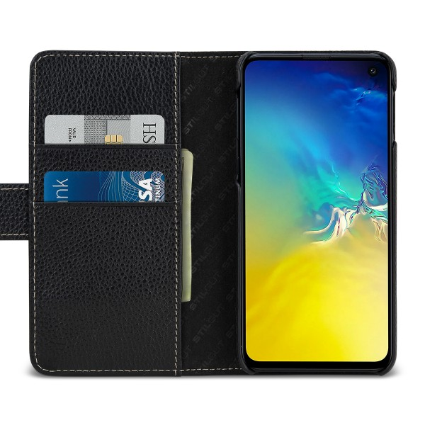 StilGut - Samsung Galaxy S10e Cover Talis with Card Holder