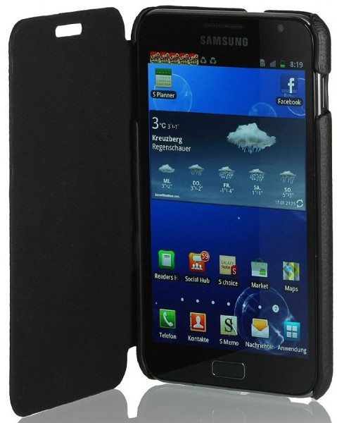 StilGut - Book Type Case for Galaxy Note N7000