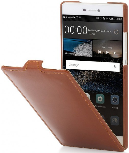 "StilGut - Huawei P8 leather case ""UltraSlim"""