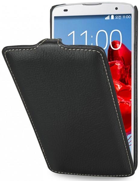 StilGut - UltraSlim leather Case for LG G Pro 2