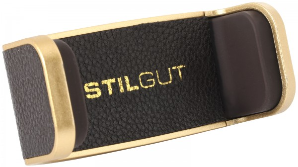 StilGut - Car phone holder with leather