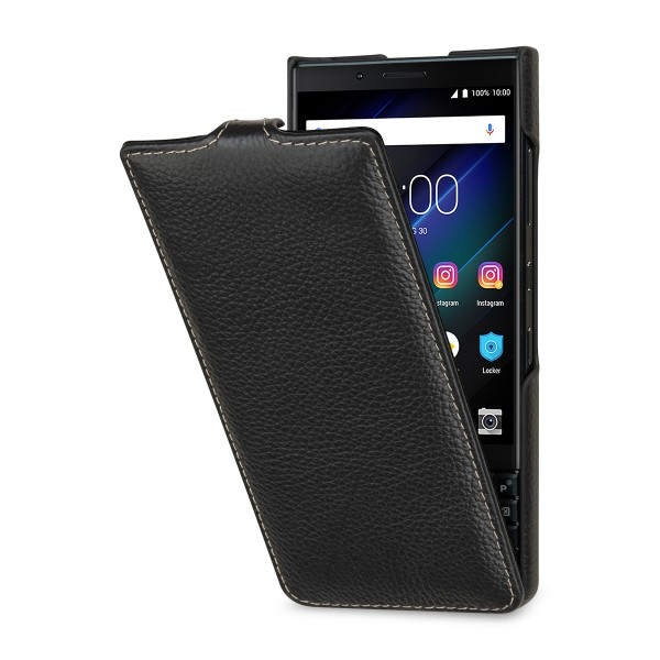 Blackberry Key2 Le Case Ultraslim In Leather Get It Online Stilgut