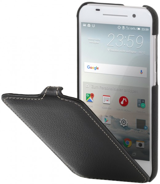 StilGut - HTC One A9 case UltraSlim in leather