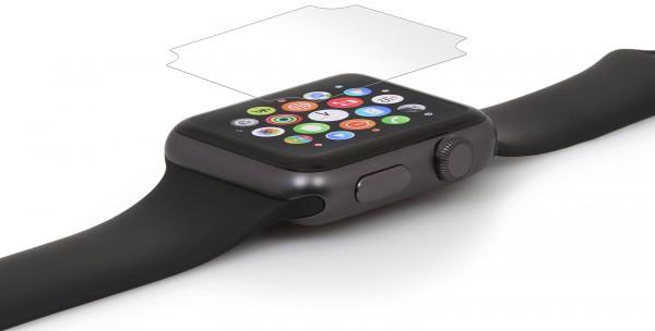 StilGut - Screen protector for Apple Watch 42 mm (set of 2)