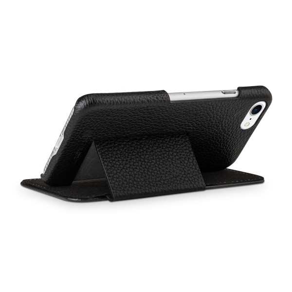 StilGut - iPhone 8 Cover Book Type with Stand Function