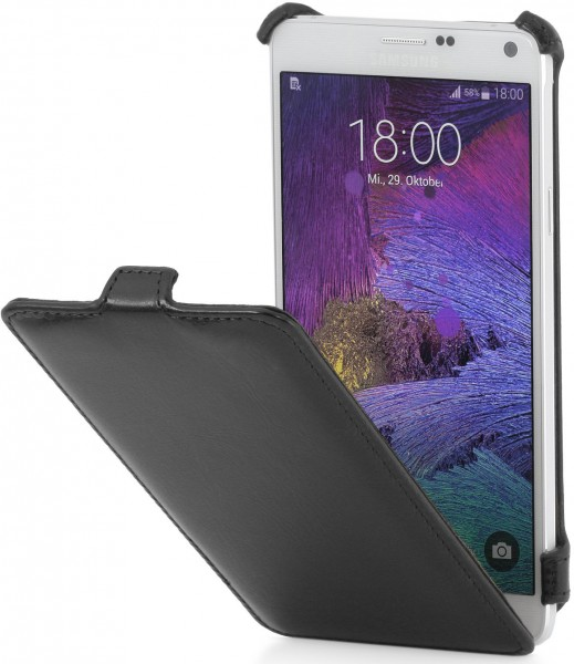 "StilGut - Samsung Galaxy Note 4 ""Slim Case"""