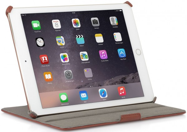 "StilGut - iPad Air 2 case, ""UltraSlim"" V2 with stand-up function"