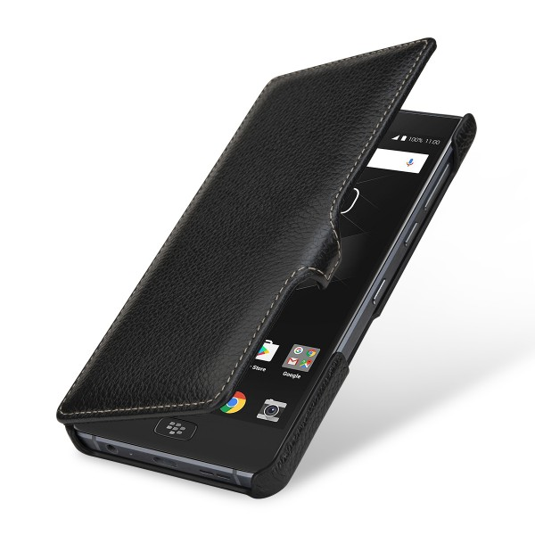 StilGut - BlackBerry Motion Cover Book Type with Clip