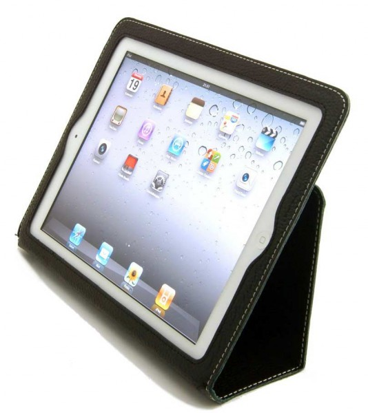 StilGut - Executive leather case for Apple iPad 2