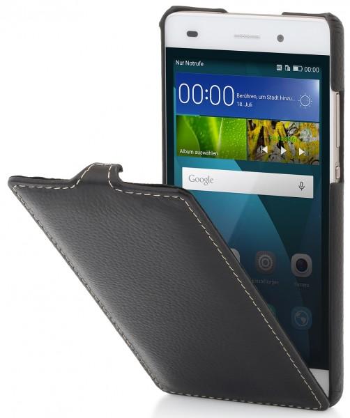"""StilGut - Huawei P8 Lite leather case """"UltraSlim"""""""