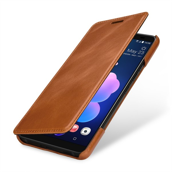 StilGut - HTC U12+ Case Book Type without Clip