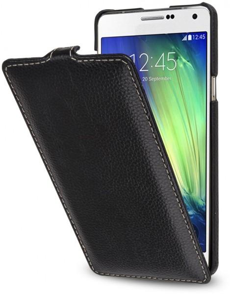 "StilGut - Galaxy A7 leather case ""UltraSlim"""