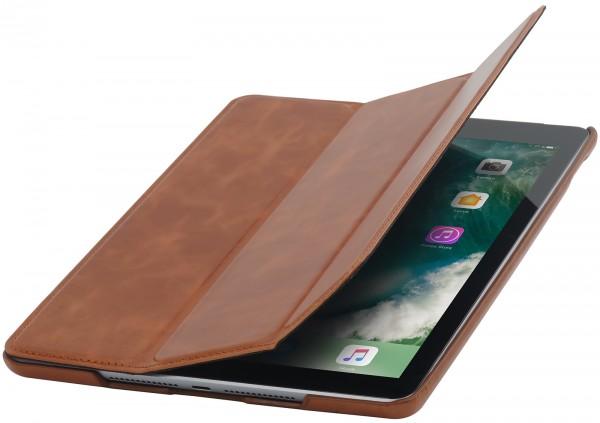 """StilGut - iPad 9.7"""" Case Couverture in Leather"""
