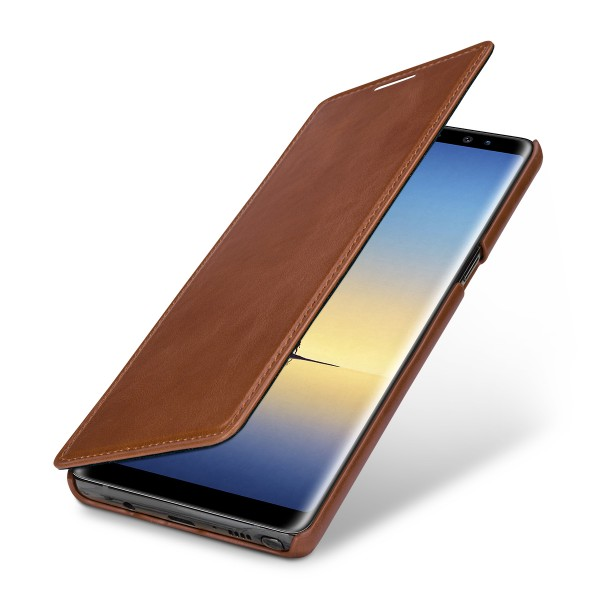 StilGut - Samsung Galaxy Note 8 Cover Book Type without Clip