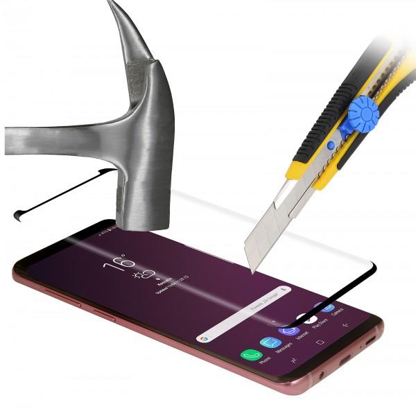 StilGut - Samsung Galaxy S9+ Tempered Glass