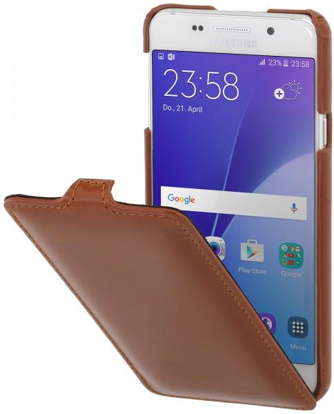 StilGut - Samsung Galaxy A3 (2016) case UltraSlim in leather