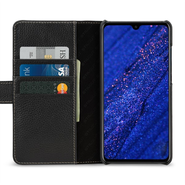 StilGut - Huawei Mate 20 Cover Talis with Card Holder
