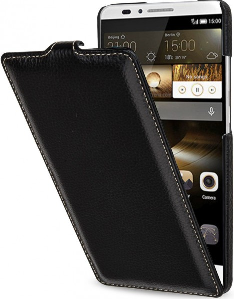 "StilGut - Huawei Ascend Mate 7 leather case ""UltraSlim"""