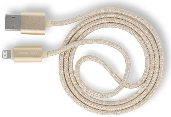StilGut - Magic Lightning cable with LED signal for Apple devices (1m)
