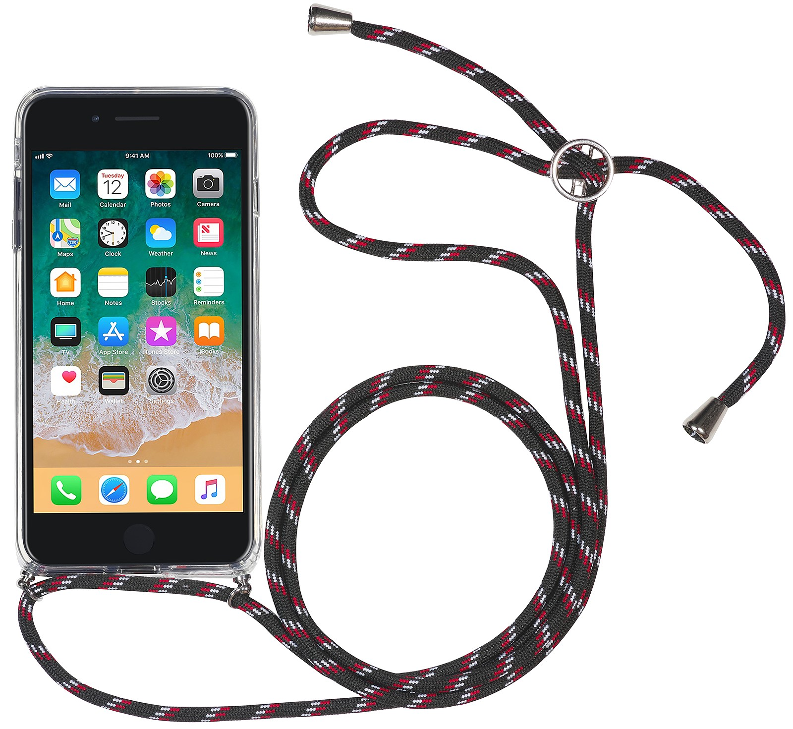 info for 40693 5e250 StilGut - iPhone 8 Plus Lanyard Case