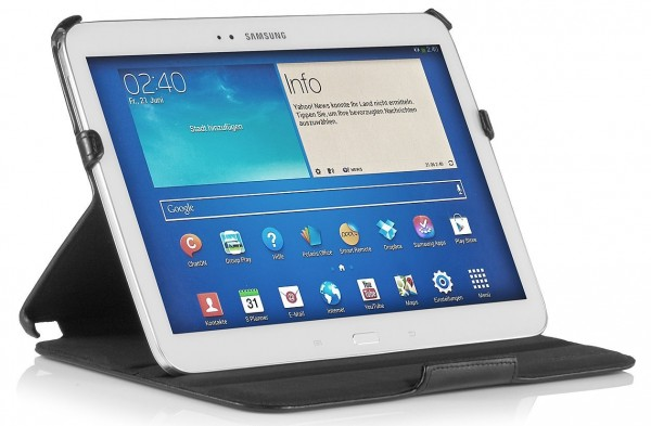 StilGut - UltraSlim Case for Samsung Galaxy Tab 3 10.1 (P5200)