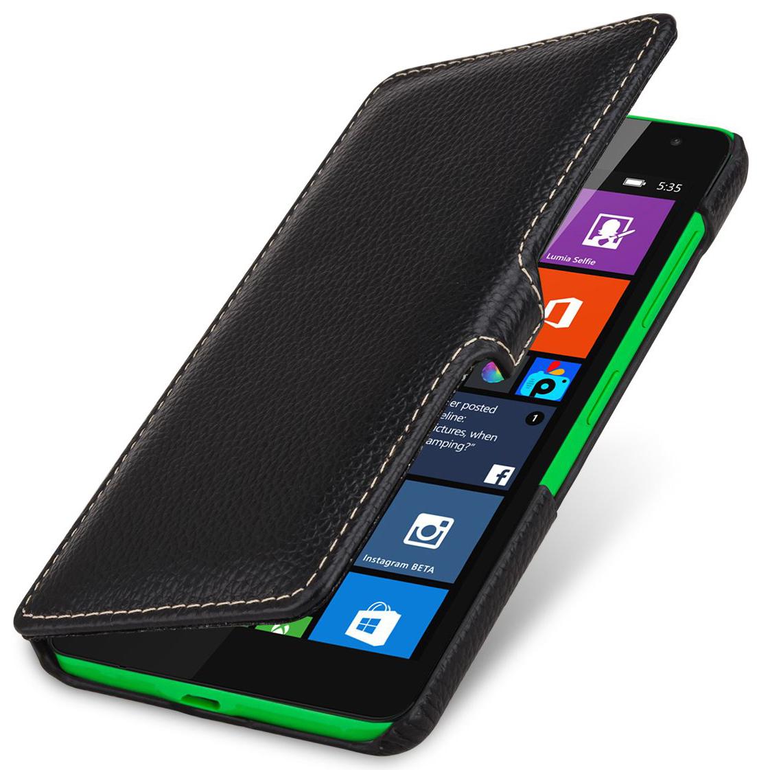 huge discount 32d6f 3f985 StilGut - Microsoft Lumia 535 case