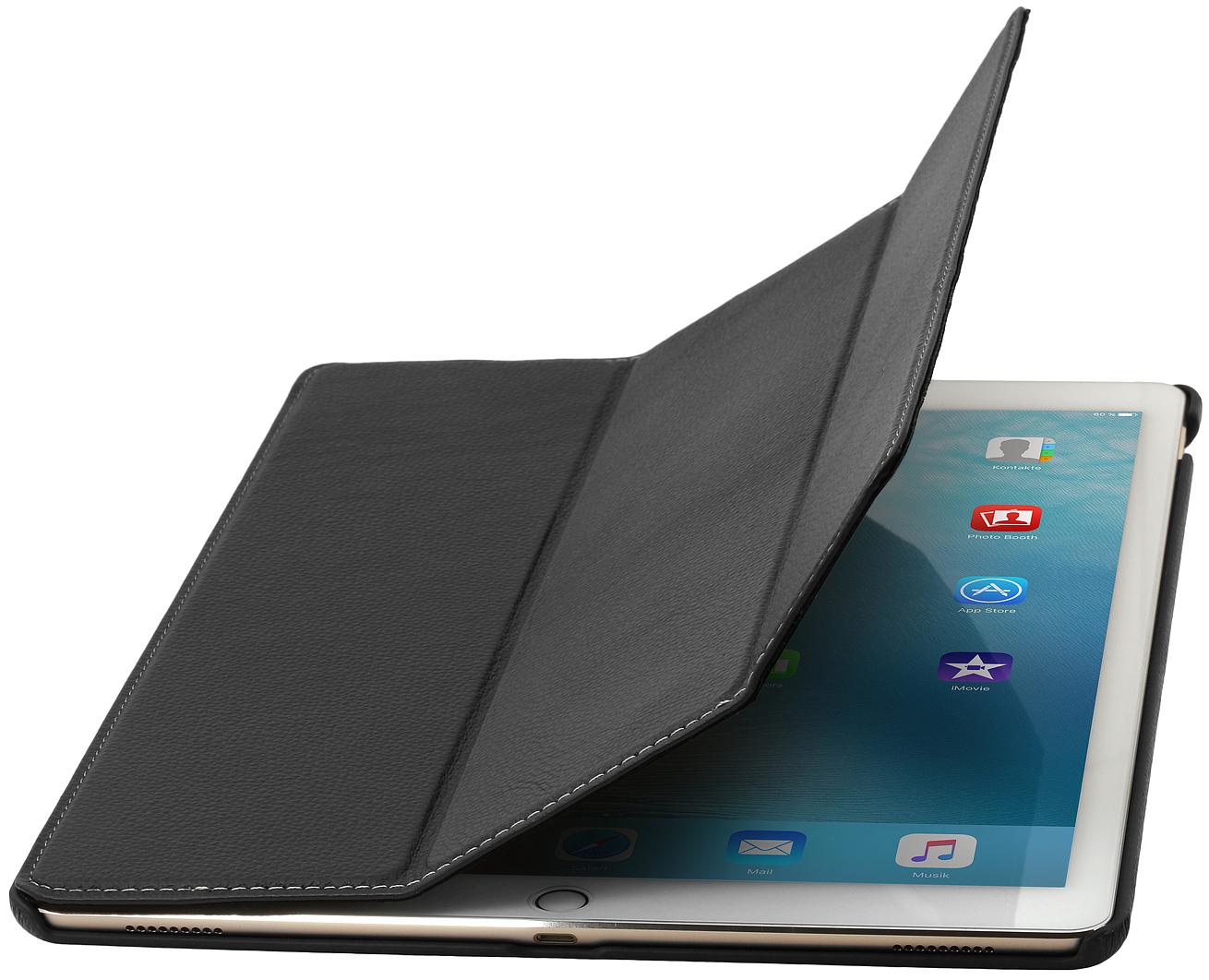 """iPad Pro 12.9"""" Hülle Couverture aus Leder von StilGut"""