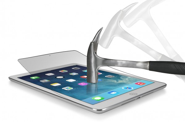 StilGut - Display armoured glass film for Apple iPad Air & iPad Air 2
