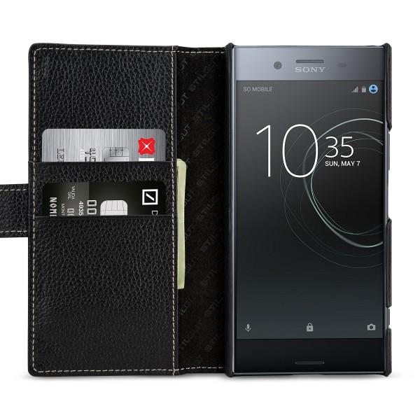 StilGut - Sony Xperia XZ Premium Cover Talis with Card Holder