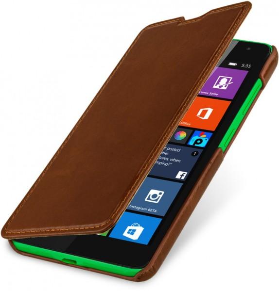 "StilGut - Microsoft Lumia 535 case ""Book Type"" without clip"