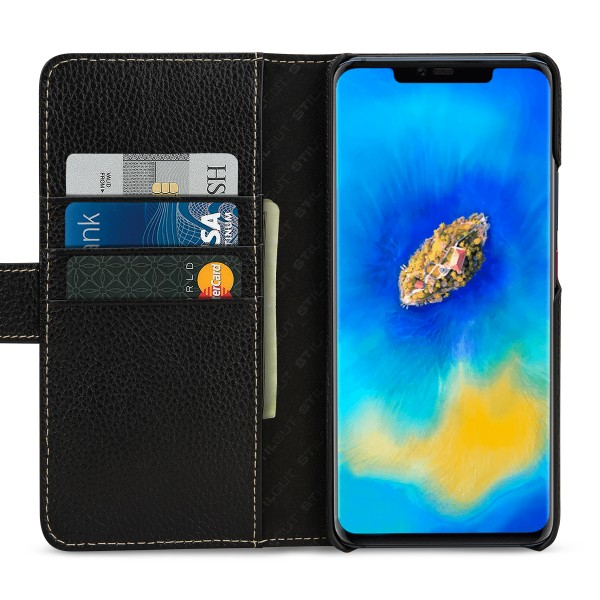 StilGut - Huawei Mate 20 Pro Cover Talis with Card Holder