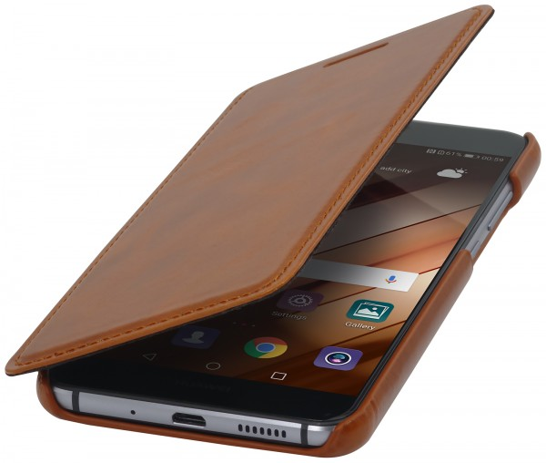 StilGut - Huawei P10 lite Cover Book Type without Clip
