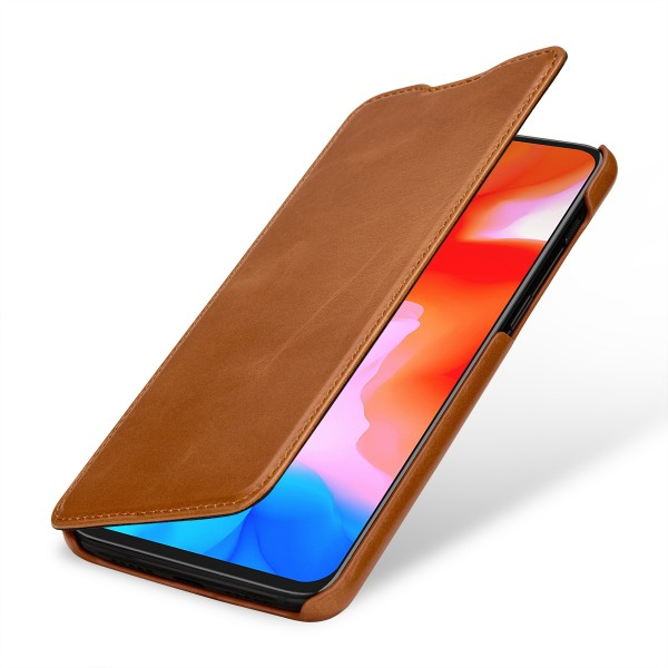 StilGut - OnePlus 6T Cover Book Type without Clip