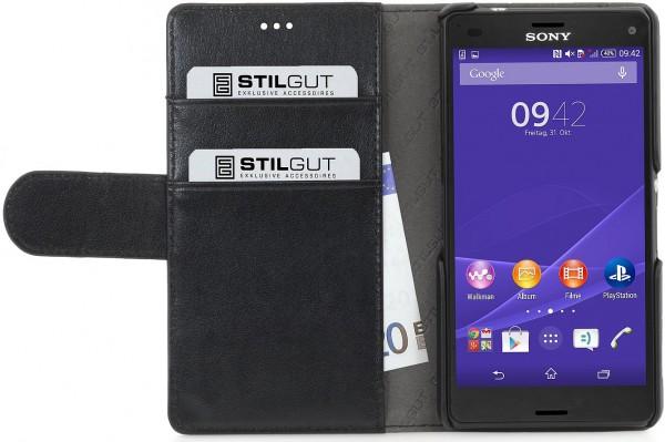 """StilGut - Xperia Z3 Compact case """"Talis"""""""
