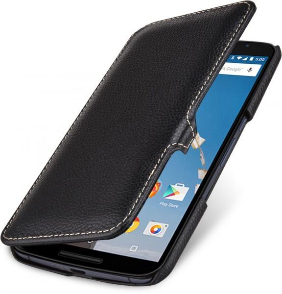 """StilGut - Nexus 6 case """"Book Type"""" with clip"""