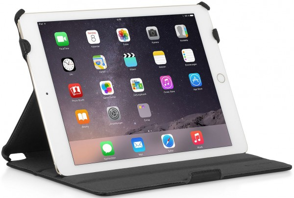 "StilGut - iPad Air 2 case, ""UltraSlim"" with stand-up function"