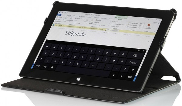 StilGut - Ultraslim Case for Microsoft Surface RT Tablet