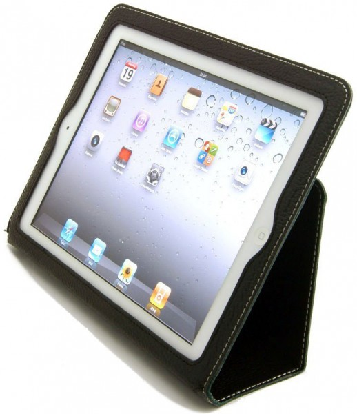 StilGut - Executive leather case for Apple iPad 3 & 4