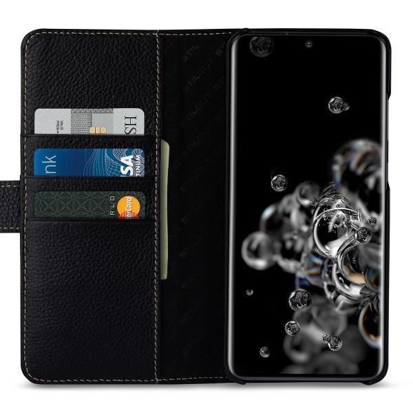 StilGut - Samsung Galaxy S20 Ultra Wallet Case Talis