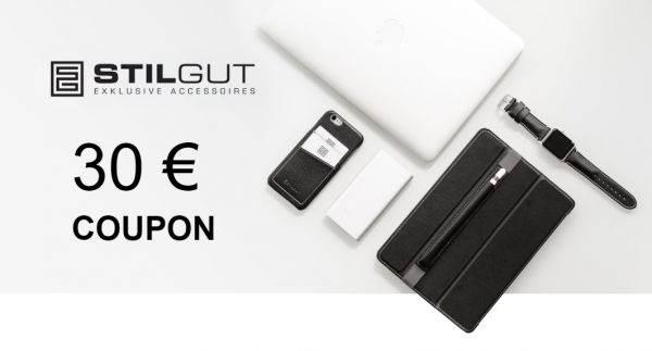 StilGut - Gift Card EUR 30