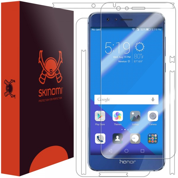 Skinomi - Screen Protector Honor 8 Full Body