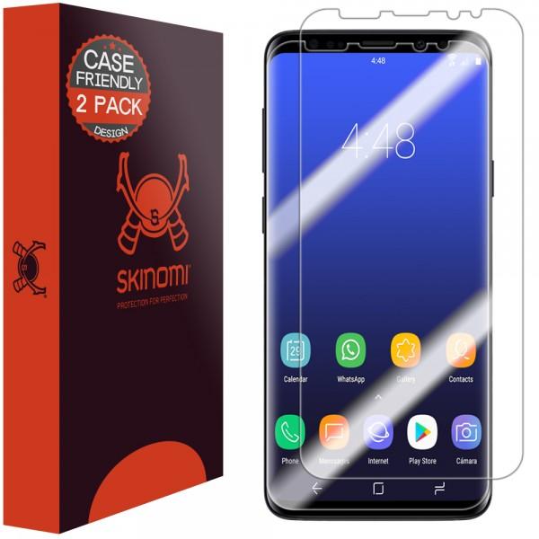 Skinomi - Samsung Galaxy S9 Screen Protector TechSkin