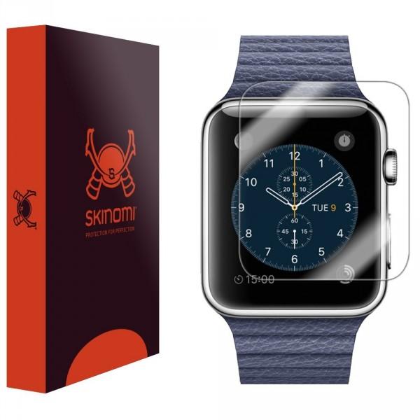 Skinomi - Screen protector for Apple Watch 42mm (set of 6) TechSkin
