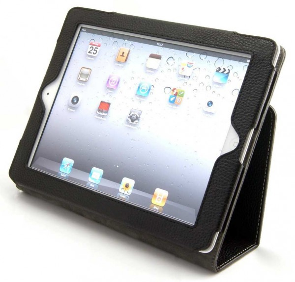 "StilGut - Leather case ""Maniglia"" for iPad 2"