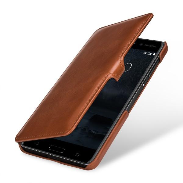 StilGut - Nokia 6 Cover Book Type with Clip