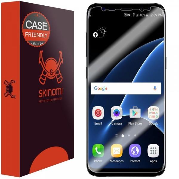 Skinomi - Samsung Galaxy S8+ Screen Protector TechSkin