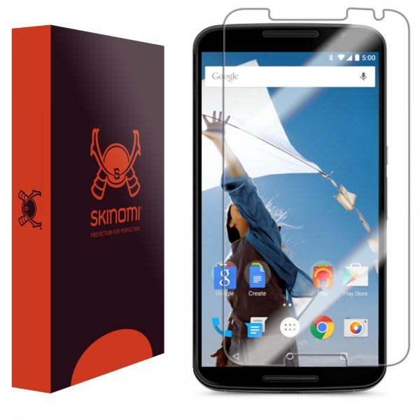 Skinomi - Nexus 6 screen protector TechSkin